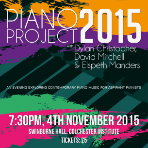 Piano Project 2015