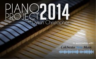 Piano Project 2014 graphic.