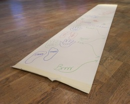 SAF 2013, Firstsite, childrens' graphical score