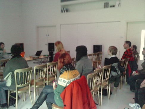 Sonic Arts Forum 2013