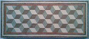 Roman tessellation